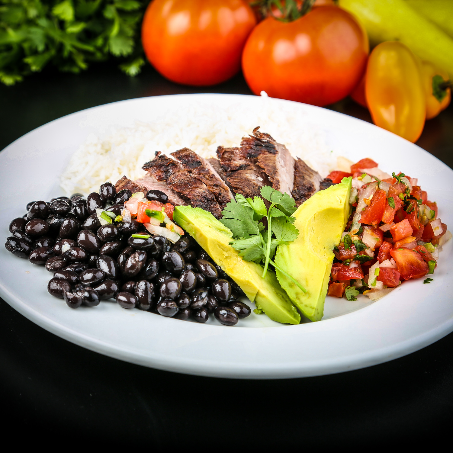 South of the Border - Steak